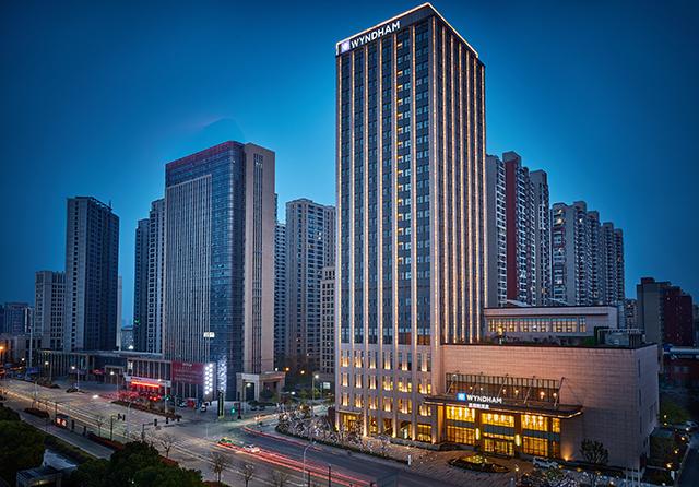 荆州温德姆酒店